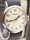 JAEGER LECOULTRE  VINTAGE 1940'S WW2 RAF 6B/159 PILOTS BRITISH MILITARY WATCH