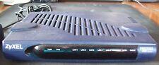 Zyxel Prestige 964 Cable Router 4 x 10/100Base-Tx Lan Ieee 802.11b/g (Refurbishe