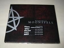 Moonspell - Memorial CD therion paradise lost tiamat my dying bride dimmu borgir
