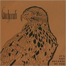 "WITCHCRAFT - It's Not Because Of You  (Ltd.7"" - BROWN Vinyl) EP"