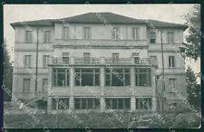 Bergamo Clusone Ponte della Selva Casa Orfani di Guerra cartolina QT0790
