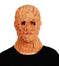 Maschera Mille Faccine in Lattice Travestimento Carnevale Horror Halloween