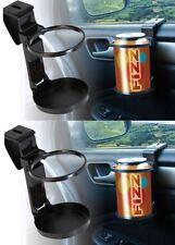 2 X Universal Sakura en coche bebidas Copa botella puede titular Plegable & Clip en