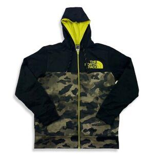 The North Face Herren Outdoor Pullover Gr. M Grau Hoodie GL7