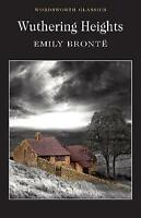 """""""AS NEW"""" Wuthering Heights (Wordsworth Classics), Brontë, Emily, Book"""