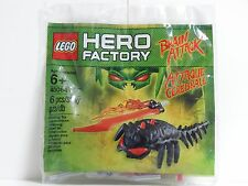 LEGO 40084 Hero Factory Brain Attack Accessory Pack Bionicle Stocking Stuffer