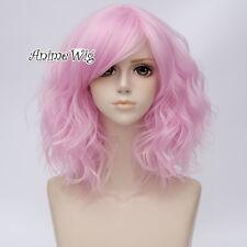 35cm weiche Schwester Lolita Mode kurz Nudeln Volumen Perücke Partei Cosplay Wig