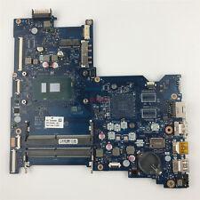 For HP 15-AY Laptop Motherboard 854946-601 I3-6100U SR2EU BDL50 LA-D704P Test OK