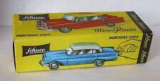 Repro Box Schuco Micro Racer 1038 MB 220 S