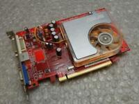 256MB Asus X1650PRO PCI-E VGA / DVI S-Vid Out Graphics Card EAX1650PROGE