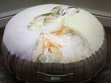 BNIB Voyage Maison Hazel Rabbit/ Bunny Medium Floor Cushion, BNIB