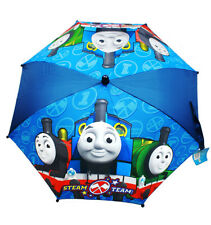 Thomas the Tank Engine/Train Collapsible Kids Unisex Umbrella With 3D Handle