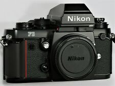 ** MINT ** Nikon F3HP 35mm  Professional Camera Body Late S/N 199XXXX