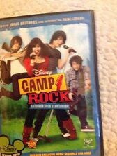 Camp Rock (DVD, 2008)  Disney Free Shipping