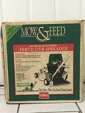 "TORO 21""LAWN BOY MOWER MOUNTED FERTILIZER SPREADER 52070 for Toro Lawn Boy Mower"