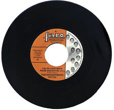 """THEE ENCHANTMENTS  """"I'M IN LOVE WITH YOUR DAUGHTER - Part 1""""  NORTHERN SOUL"""
