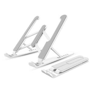 Laptop Stand Adjustable Tablet Holder Folding Portable Desktop Office Support