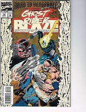 Ghost Rider Blaze Spirits of Vengeance  # 14  NM 9.4