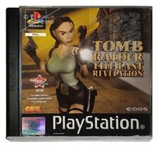 TOMB RAIDER: THE LAST REVELATION (PS1 Game) Tomb Raider 4 IV Playstation C