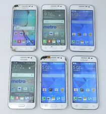 Lot of 6 Working Samsung Galaxy Core Prime Android Smartphones