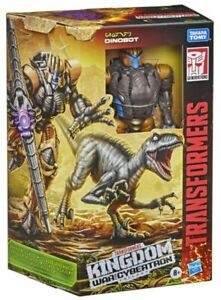 Transformers Generations Kingdom War for Cybertron Dinobot *New**Sealed*