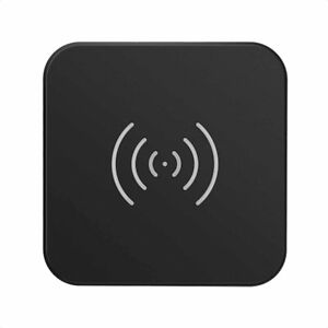 CHOETECH 10W Fast Wireless Charger for Galaxy S8, S9, S10, iPhone 8, Plus, X, 11
