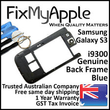 Samsung Galaxy S3 i9300 Blue Back Housing Frame Camera Lens Cover Replacement