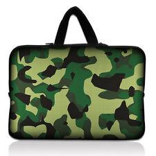 "Camo13"" Laptop Soft Carry Sleeve Case Bag For 13.3"" Toshiba Portege /Macbook Pro"