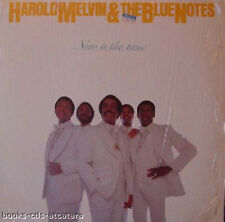 LP ~ HAROLD MELVIN & BLUE NOTES - Now Is The Time ~ 77