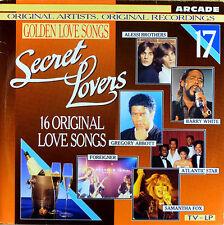 Secret Lovers-GOLDEN LOVE CANZONI VOL. 17-LP-Slavati-cleaned - l3119