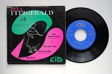 ELLA FITZGERALD / EP CID EUM 105 515 / DR 03-1955 ( F )