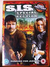 Omari Hardwick Peter Stebbings S.I.S. Gritty Thriller Fight Usine GB DVD