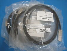 NEW lot of 4 Amphenol SFF-8088 Cable  PN: 555020003