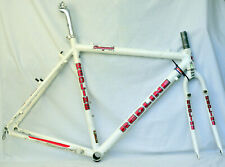 REDLINE CONQUEST PRO 700C WHEEL CYCLOCROSS GRAVEL BICYCLE 52CM FRAME & FORK