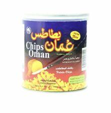 Chips Oman Original Potato Chips Crispy Chilli Flavour Family Snack Pack 37gram