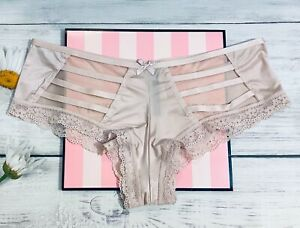 NWT Victoria's Secret Strappy Panties Lace Underwear Cheeky Panty XS S M L