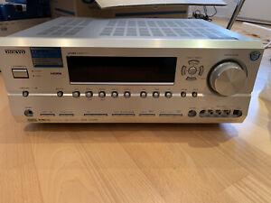 Onkyo TX-SR674E(S) amplifier Tuner