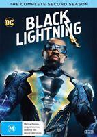 Black Lightning - Season 2 : NEW DVD