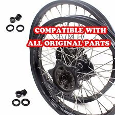 CASTING 21/19 MX WHEEL RIM SET KIT FIT HONDA CR125R CR250R 96-99 CR500R 96-01