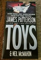 2011 TOYS James Patterson & Neil McMahon Hays Baker James Bond has been Topped