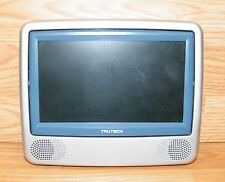 "*UNTESTED* Trutech (LMD-702RT) 7"" LCD Screen Portable DVD Player ONLY *READ*"