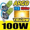 100w/55w H1 H3 H4 H7 H8 H11 9006 Xenon Optiques Ampoules Halogène Super Jaune