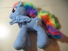 "18"" plush Rainbow Dash My Little Pony doll, good condition"