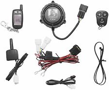 Gorilla Automotive - 9100 - 9100 Cycle Alarm with 2-Way Paging System`
