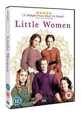 LITTLE WOMEN (2017): Emily Watson, BBC TV Season MiniSeries -  DVD NEW UK