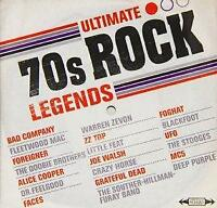 Ultimate 70s Rock Legends - Various Artists (NEW CD)