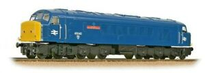 Bachmann 32-684DB, OO Gauge, Class 45 'Peak', 46040 'Kings Shropshire' BR blue