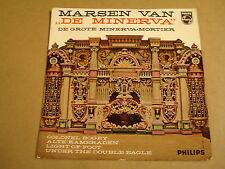ORGAN 45T EP / MARSEN VAN DE MINERVA