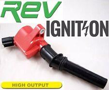 REV Ignition HIGH Performance Ford Coil V8 4.6/ 5.4/ 6.8 F150 DG508 C566 FD503