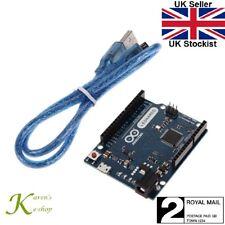 Arduino Leonardo R3 ATMega32u4 Compatible Microcontroller Board & USB Cable